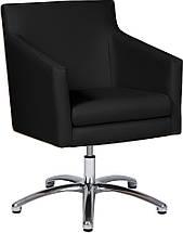 Кресло офисное Ностальжи (Nostalgie) GTP Хром, фото 2