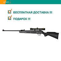 Пневматическая винтовка Beeman Wolverine с оптическим прицелом 4х32 (1071) перелом ствола 330 м/с, фото 1