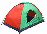 Палатка туристическая дуговая двух местная 200*150 см, фото 1