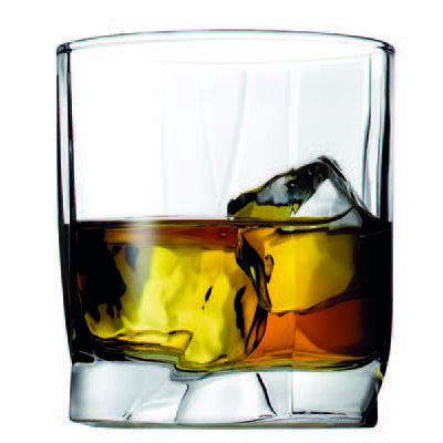 Набор стаканов для виски 6 шт Luna 368 мл 42348