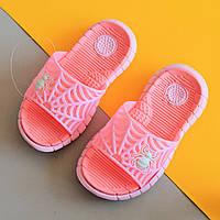 Детская пляжная обувь детские шлепки для девочки тм Giolan р.30,32,33