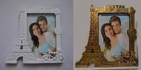 Фоторамка из пластика на одно фото Париж 5331-1