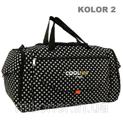 Дорожная сумка RGL Model 25C kolor 2, фото 2