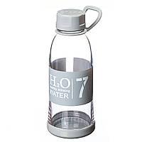 "Бутылка для спорта ""Н2О"", 500 мл, фото 1"