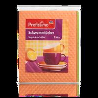 Впитывающия тряпка - губка для кухни DM profissimo Schwammtücher