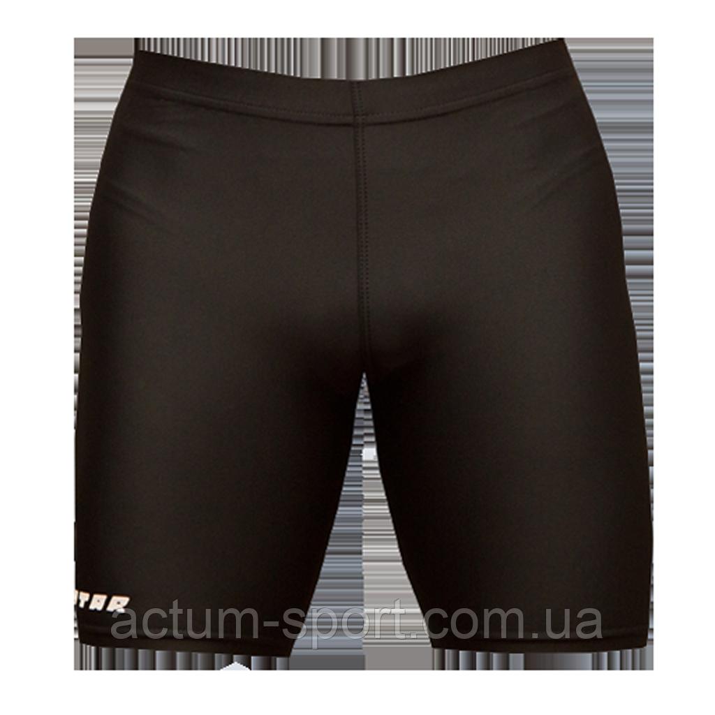 Черные подтрусники спортивные Classic Titar XS/S, черный