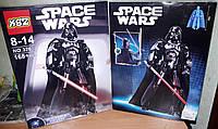Конструктор Ksz 326 Звездные Войны Star Wars Дарт Вейдер 168 дет, фото 1