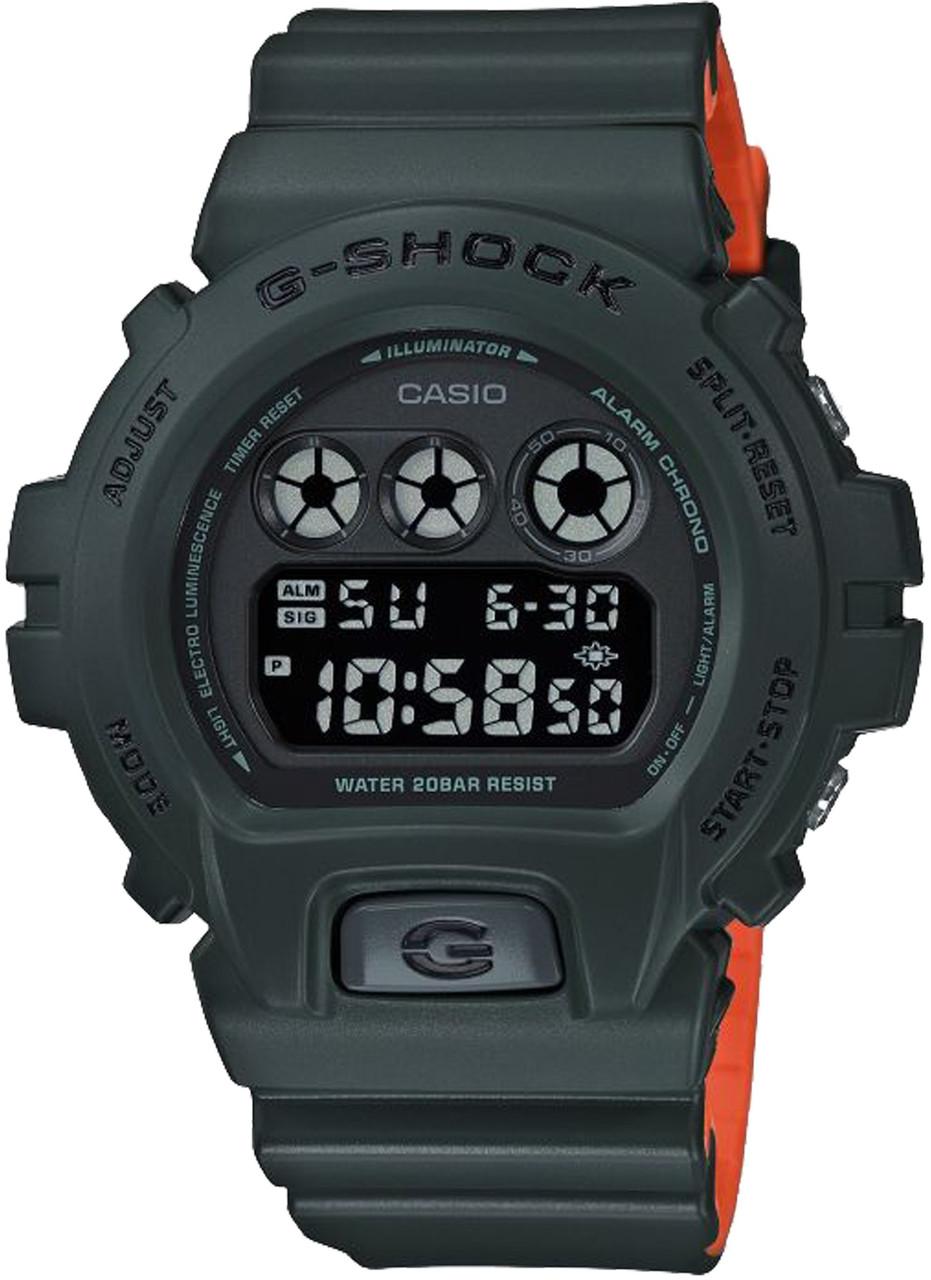 Часы Casio G-Shock DW-6900LU-3A