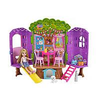 Набор Барби Домик на дереве Челси Barbie