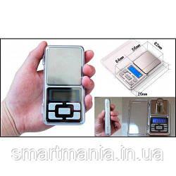 Кишенькові електронні високоточні ювелірні, кухонні ваги до 200 гр(0.01)