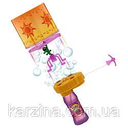 Мильні бульбашки літаючий Ліхтарик Паскаль Rapunzel Disney