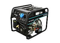 Генератор HYUNDAI HHY 7020FGE (5.0 кВт, 13 л.с., бензин/газ), фото 1