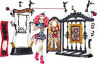 Набор с куклой Монстер Хай Рошель Гойл из серии Цирк, фото 1