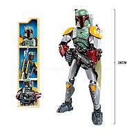 Конструктор Ksz 325 Звездные Войны Star Wars Боба Фетт 144 детали, фото 1