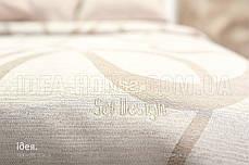 Покрывало з наволочками Empress, кремовый (240/260 см) ТМ Идея, фото 2