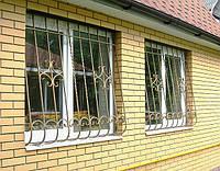 Решетки на окна - защита дома.