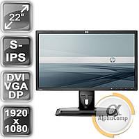 "Монитор 22"" HP ZR22w (IPS/16:9/VGA/DVI/DP/USB) FullHD class B БУ"