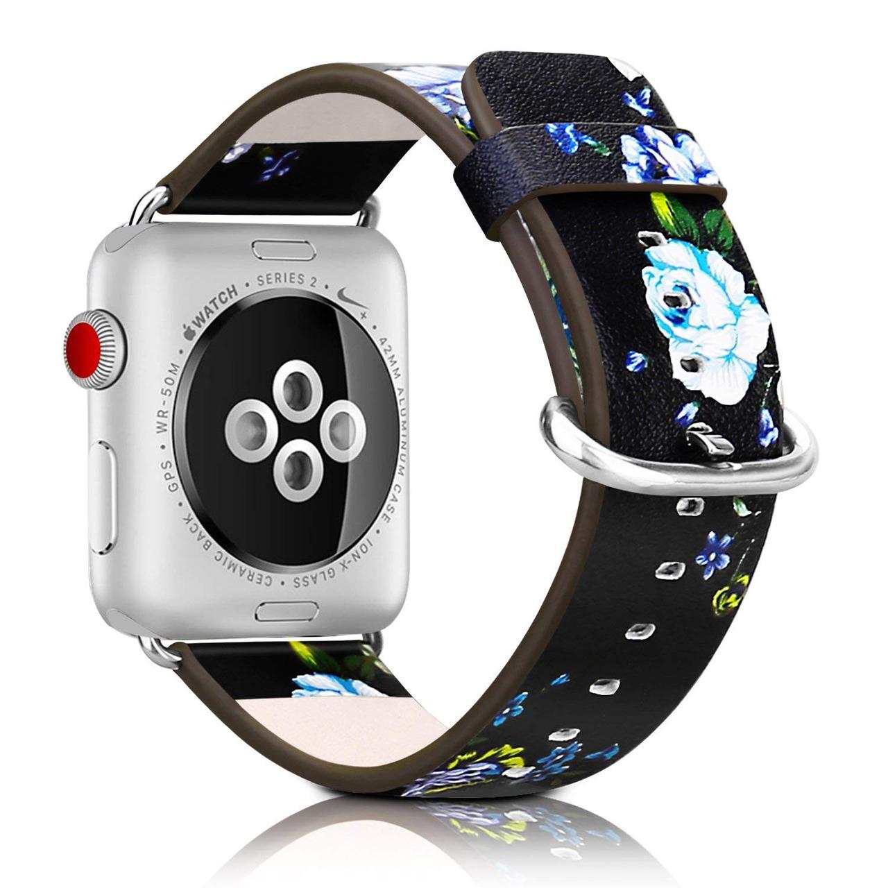 Ремешок для Apple Watch Band Series 3, Series 2, Series 1, Sport Nike+ (38мм)