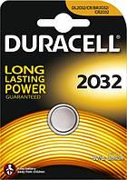 Батарейка Duracell DL 2032 (CR2032) DSN Litium, Оригінал 81469153, фото 1