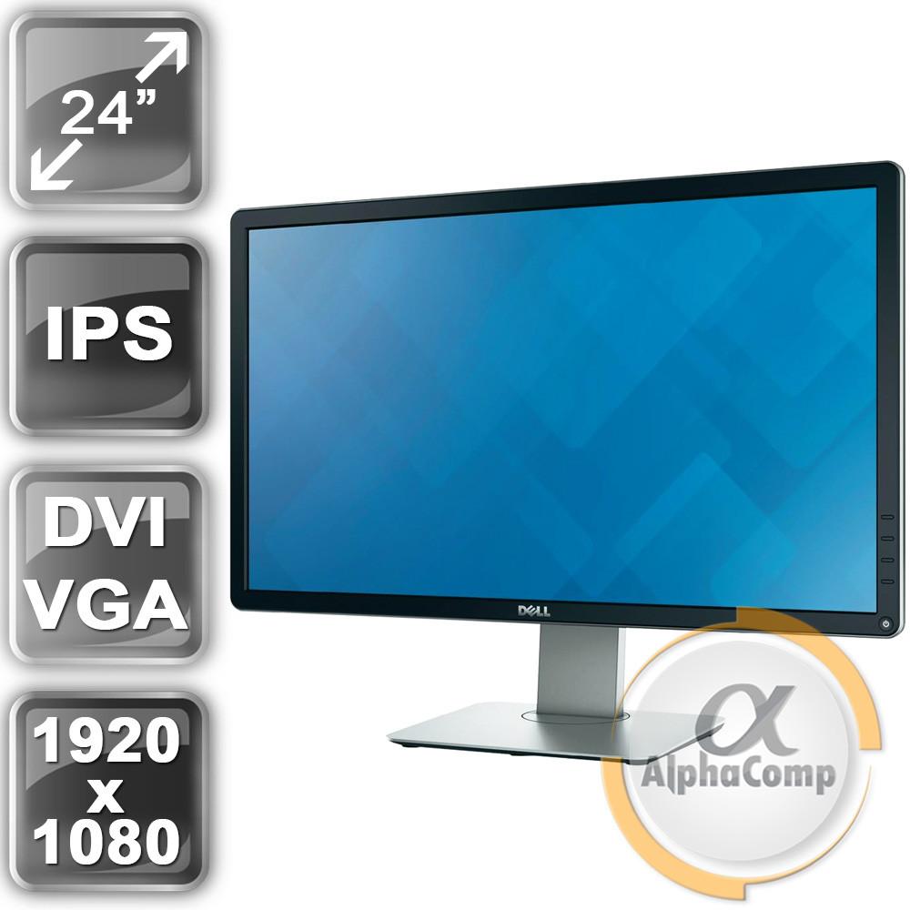"Монитор 24"" Dell P2414H (IPS/VGA/DVI) class A БУ"