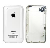 Iphone 3gs задняя крышка 8gb цвет-белый