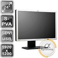 """Монитор 24"""" HP LP2465 (S-PVA/16:10/DVI/USB) class A БУ"""