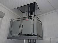 Грузовые лифты платформы