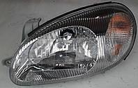 Фара Daewoo Lanos под электрокоректор левая.