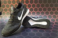 Кроссовки мужские Nike Flyknit Racer, черные