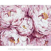 Картины по номерам Королевские пионы, 40х50см. (КНО3013), фото 1