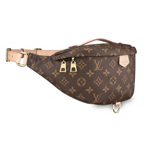 07158455d33b ... Напоясная сумка-бананка Louis Vuitton Люкс, нагрудная сумка Луи Витон,  сумка от луи