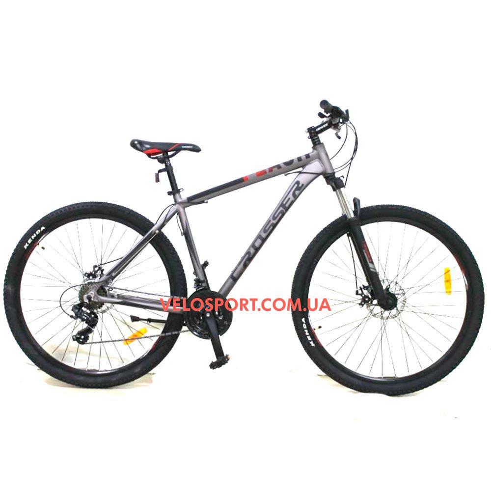Горный велосипед Crosser Flash 29 дюймов серый