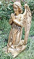 Статуэтки на кладбище. Скульптура Ангел №224 из полимера, фото 1