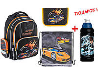 """Комплект. Рюкзак школьный Sport racing K18-514S + пенал + сумка, ТМ """"Kite"""""""