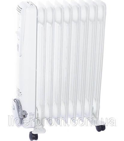 Масляный обогреватель Термия Н0920 (9 секций) 2 кВт, фото 2