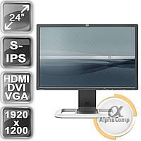 """Монитор 24"""" HP LP2475W (IPS/HDMI/VGA/DVI/USB) class B БУ"""