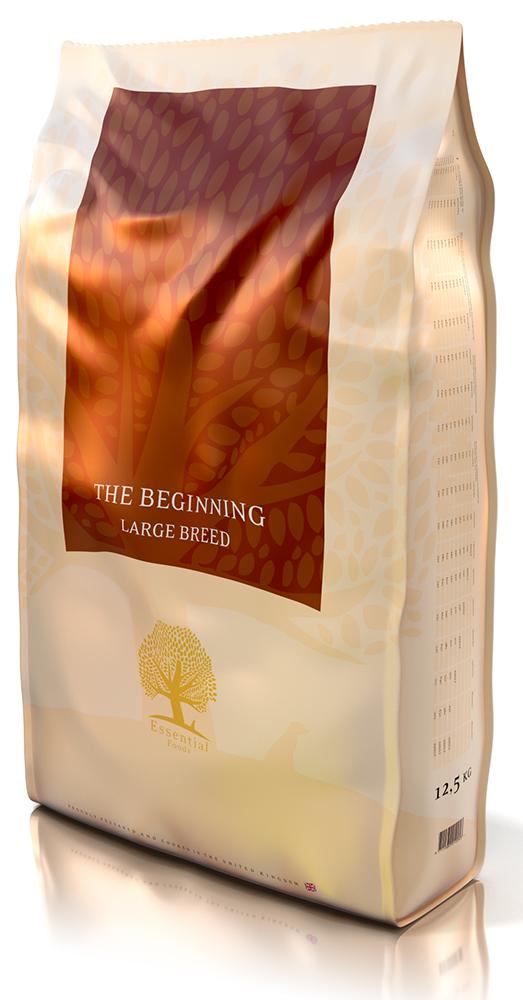 Essential Beginning Large Breed беззерновой корм для щенков крупных пород, 12.5 кг
