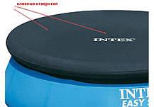 Тент для круглого бассейна Intex 28020 диаметр 244 см, фото 2