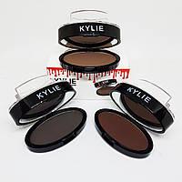 Штамп для бровей Kylie Dark Brown