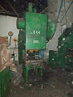 КД2128 - Пресс кривошипный, усилием 63т, фото 1