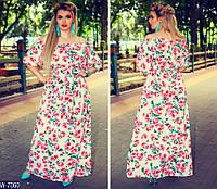 Летнее платье мод.026