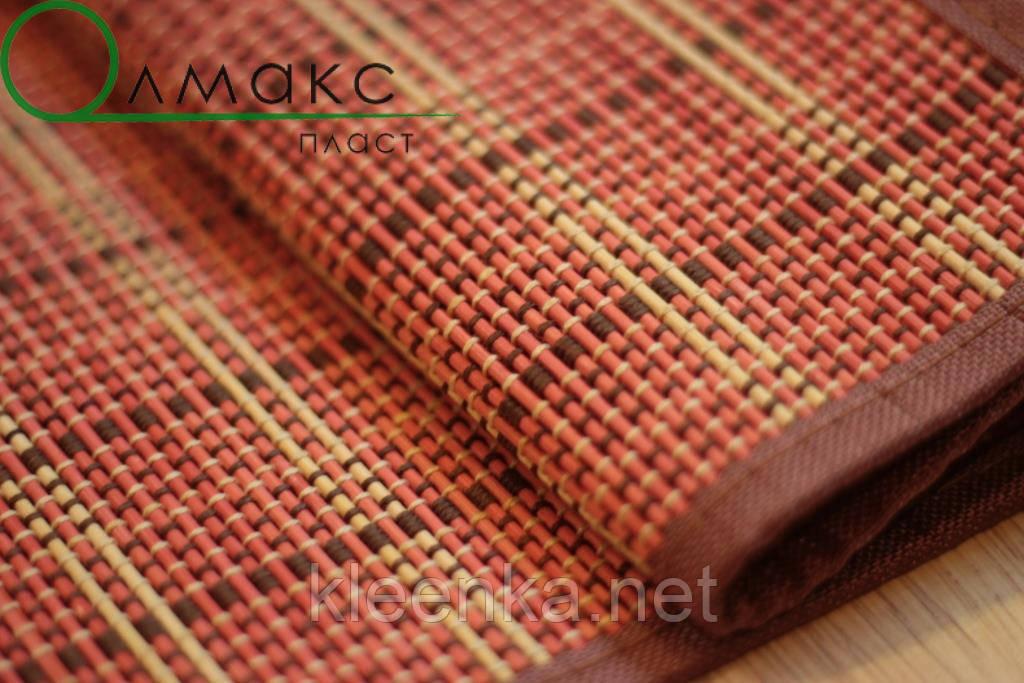 Подложка-салфетка, сет на стол бамбук 30см*45см, серветка столова бамбукова