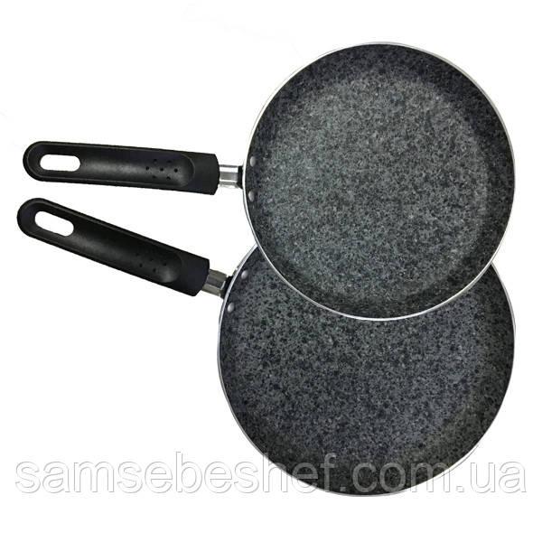 Сковорода блинная Maestro с гранитным покрытием, MR 1221-22 см