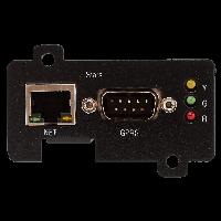 Модуль для удаленного управления инвертером LogicPower LP-ST100P SNMP Web Card