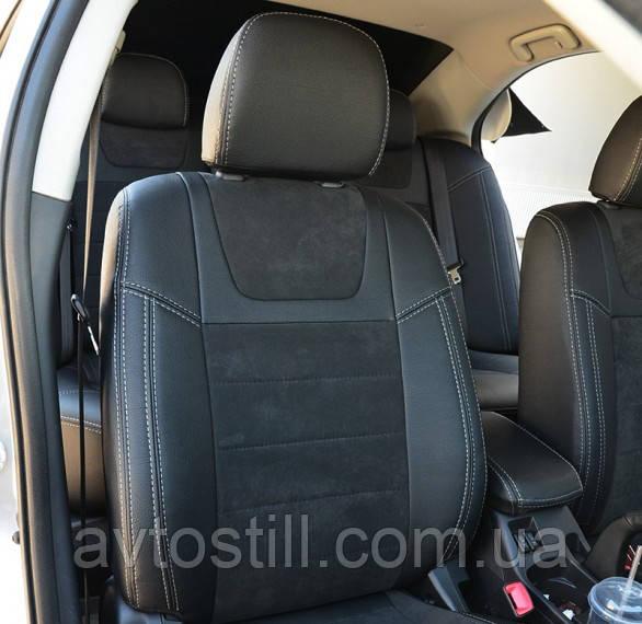 Чехлы Mitsubishi Lancer X 2L (2007-2011)