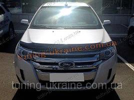 Дефлектор капоту, мухобойка Ford Edge 2010 - VIP