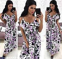 Платье в расцветках мод.116, фото 1