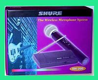 Радиосистема,MICROPHONE  SET SH-200-МИКРОФОН,Микрофон Shure DM SH 200!Опт