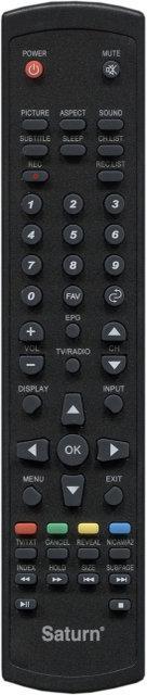 Пульт для SATURN TV LED32LF