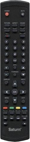 Пульт для SATURN TV LED32LF, фото 2
